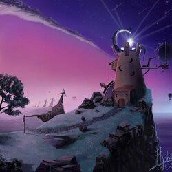 Пазл онлайн: Мистический маяк