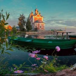 Пазл онлайн: Переславль-Залесский