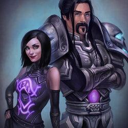 Пазл онлайн: Энрон и Ксойя