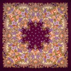 Пазл онлайн: Цветет сирень