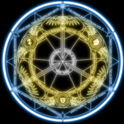 Пазл онлайн: Девять ангелов