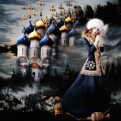 Пазл онлайн: Александра Романова