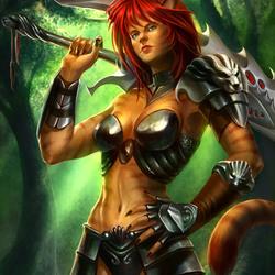 Пазл онлайн: На страже джунглей