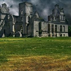 Пазл онлайн: Разрушенный замок