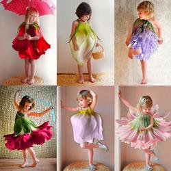 Пазл онлайн: Дети-цветы жизни