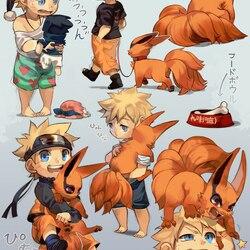 Пазл онлайн: Маленький Наруто