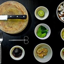 Пазл онлайн: Готовим еду