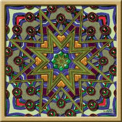 Пазл онлайн: Египетский стиль