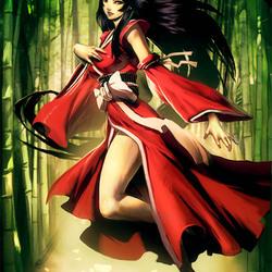 Пазл онлайн: Принцесса Кагуя
