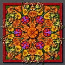 Пазл онлайн: Майярцита - летний цветок