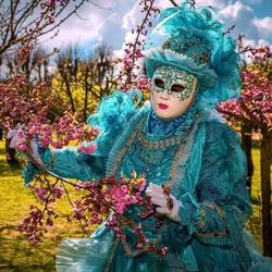 Пазл онлайн: Костюмы Венецианского карнавала