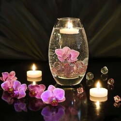 Пазл онлайн:  Хрустальный свет орхидей