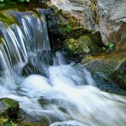 Пазл онлайн: Перекат воды