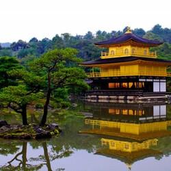 Пазл онлайн: Киото