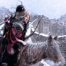 Пазл онлайн: Чингисхан