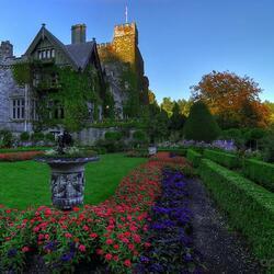Пазл онлайн: Сад замка Хэтли