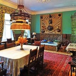 Пазл онлайн: Музей-квартира Шаляпина в Питере