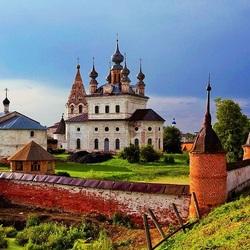 Пазл онлайн: Михайло-Архангельский монастырь