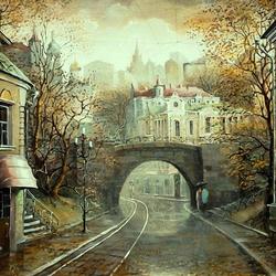 Пазл онлайн: У старого моста