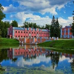 Пазл онлайн: Подмосковный музей-усадьба