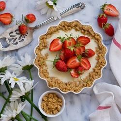 Пазл онлайн: Сладкий пирог