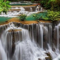Пазл онлайн: Красота воды