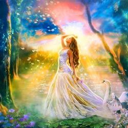 Пазл онлайн: Возрождение любви