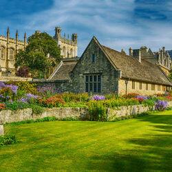 Пазл онлайн: Оксфорд