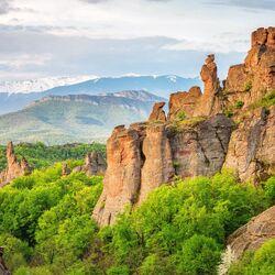 Пазл онлайн: Белоградчишкие скалы