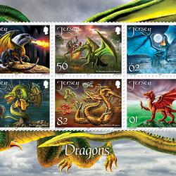 Пазл онлайн: Год Дракона