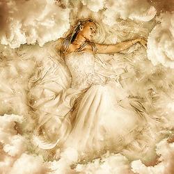 Пазл онлайн: Чувствуя небо