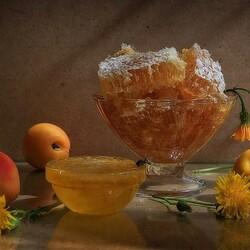 Пазл онлайн: Мед и одуванчики
