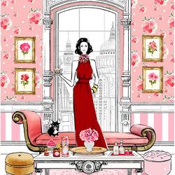Пазл онлайн: Чайная комната