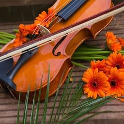 Пазл онлайн: Музыкальная пауза
