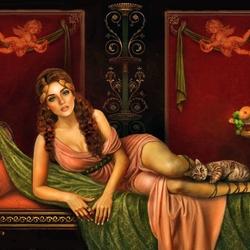 Пазл онлайн: Юная императрица