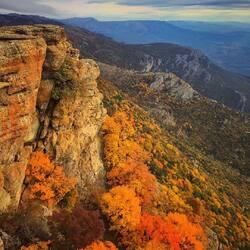 Пазл онлайн: Осенний Демерджи