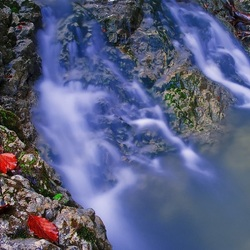 Пазл онлайн: Голубая вода