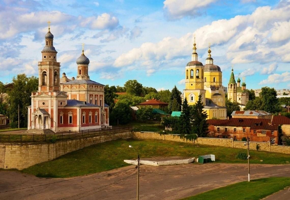 Город серпухов фото города