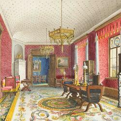 Пазл онлайн: Комната в замке Бухвальд