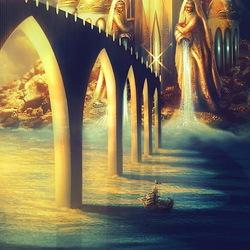 Пазл онлайн: Последний замок потерянной цивилизации