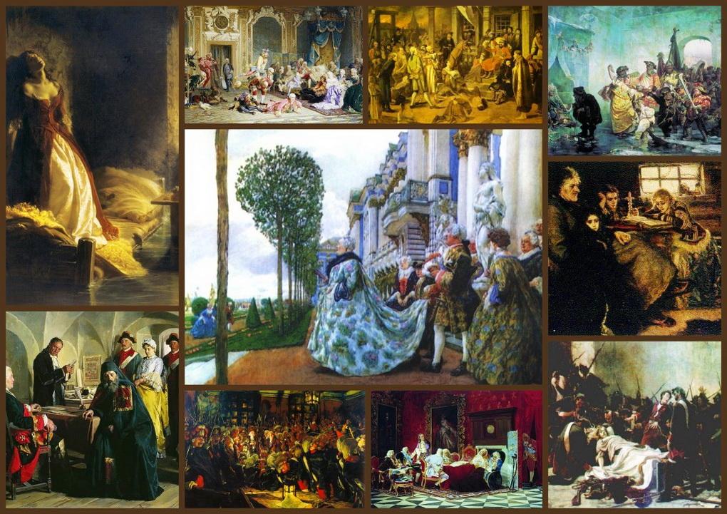 лагерь эпоха дворцовых переворотов в картинах художников даты планируемой