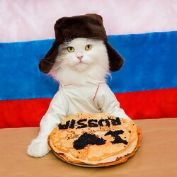 Пазл онлайн: Из России с любовью