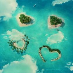 Пазл онлайн: Добро пожаловать на острова
