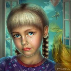 Пазл онлайн: Детство, прощай