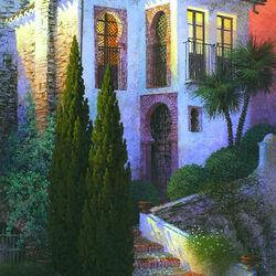 Пазл онлайн: Дом в Санта-Пола
