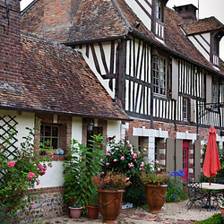 Пазл онлайн: Нормандия
