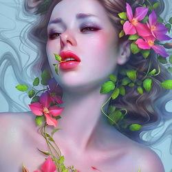 Пазл онлайн: Внутренняя красота