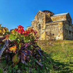 Пазл онлайн: Древности Абхазии
