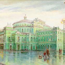 Пазл онлайн: Мариинский театр