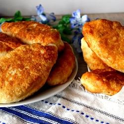 Пазл онлайн: Пирожки